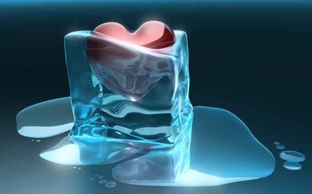 Болезнь замороженных чувств