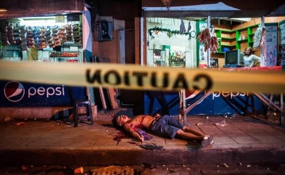 Убийства наркоманов на Филиппинах