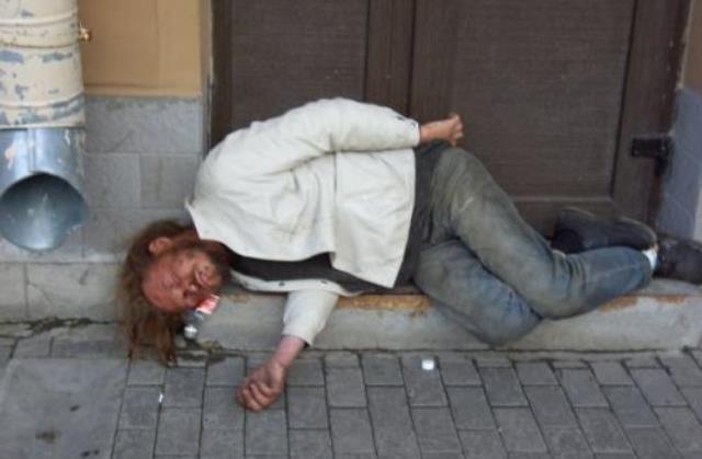 Как умирают алкоголики?