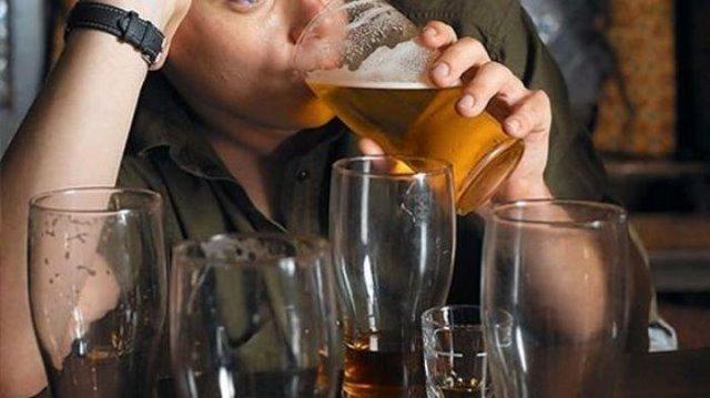 Пивная зависимость