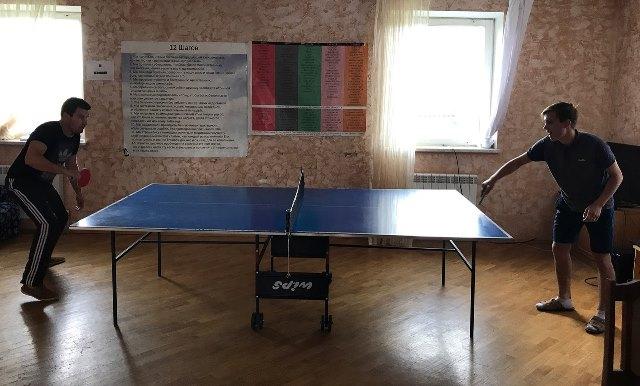 Теннис в РЦ «Феникс»